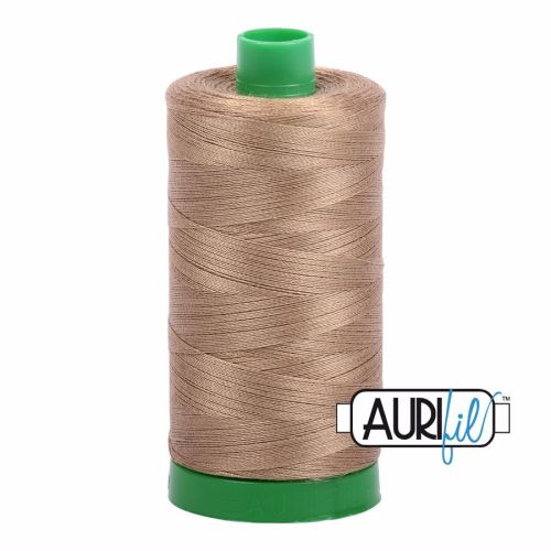Aurifil Cotton 40wt, 6010 Toast
