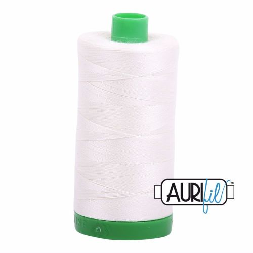 Aurifil Cotton 40wt, 6722 Sea Biscuit