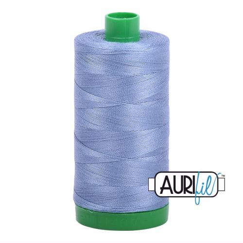 Aurifil Cotton 40wt, 6720 Slate