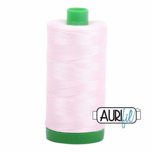 Aurifil Cotton 40wt, 6723 Fairy Floss