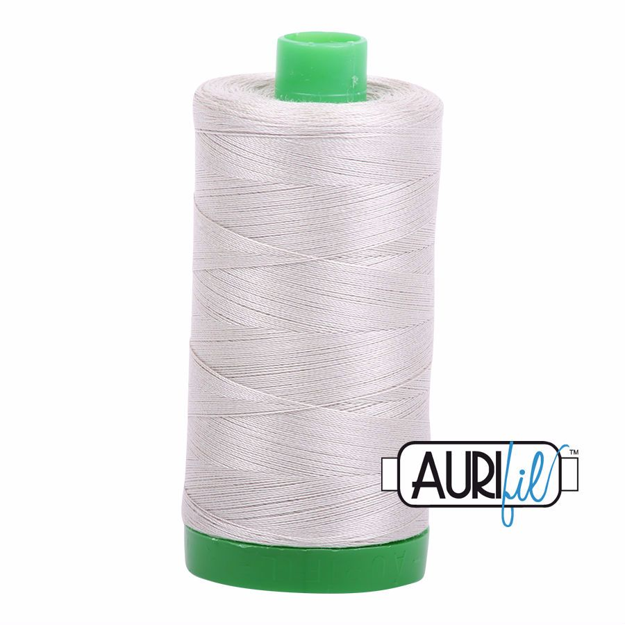 Aurifil Cotton 40wt, 6724 Moonshine