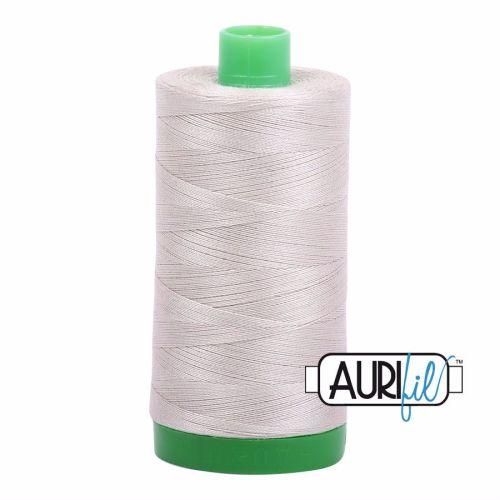 Aurifil Cotton 40wt, 6725 Moondust
