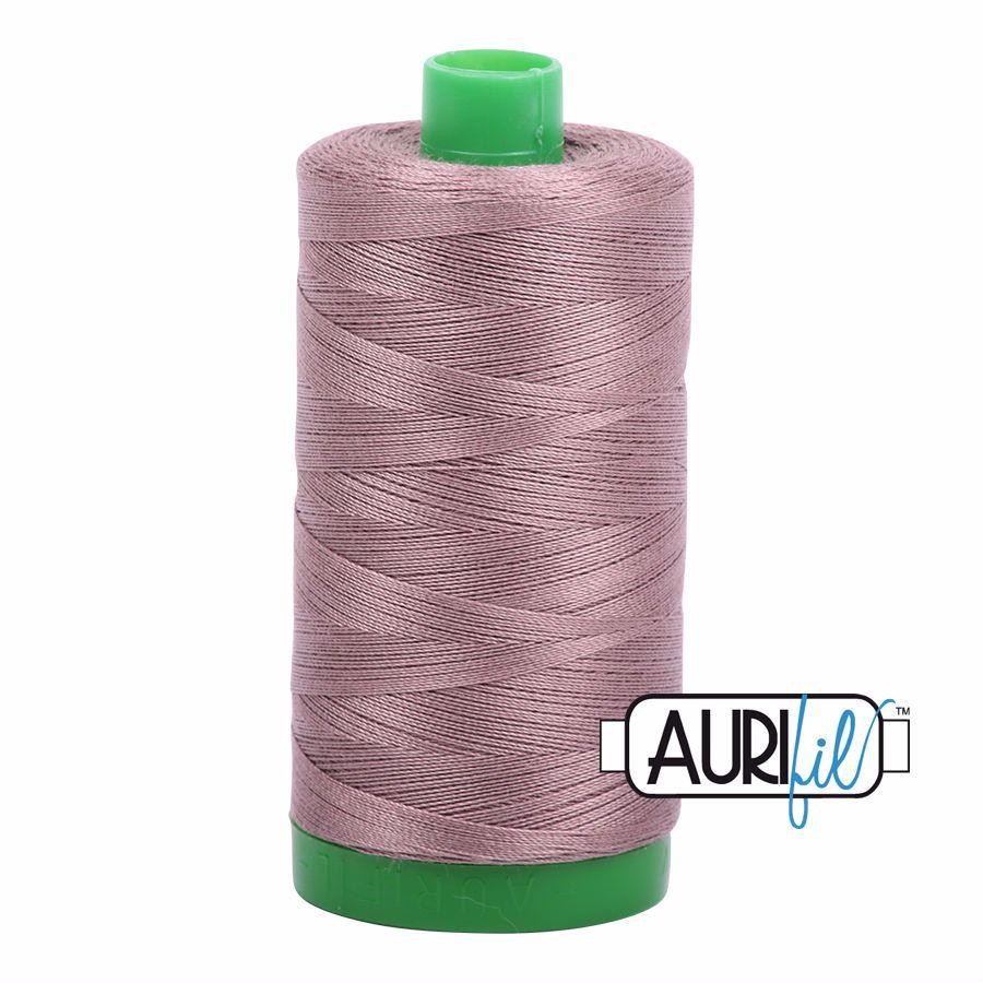 Aurifil Cotton 40wt, 6731 Tiramisu