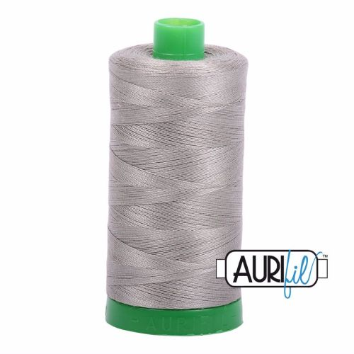 Aurifil Cotton 40wt, 6732 Earl Grey