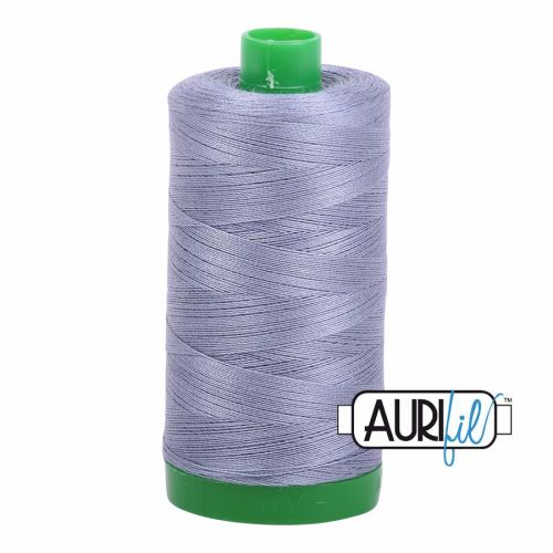 Aurifil Cotton 40wt, 6734 Swallow