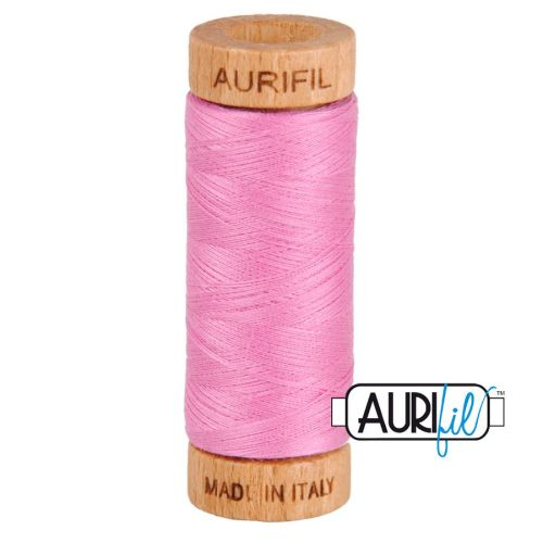 Aurifil Cotton 80wt, 2479 Medium Orchid