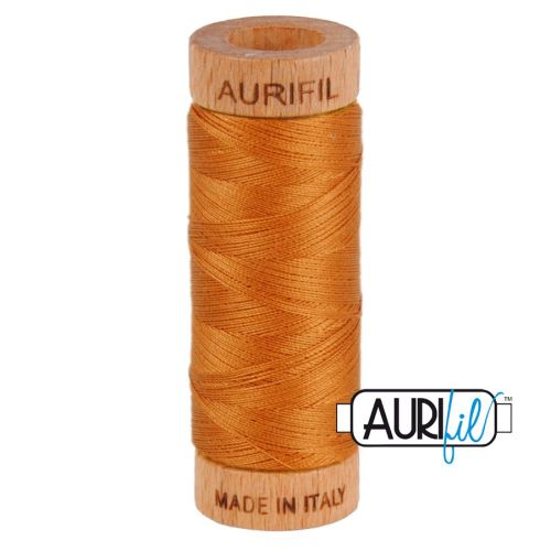 Aurifil Cotton 80wt, 2155 Cinnamon