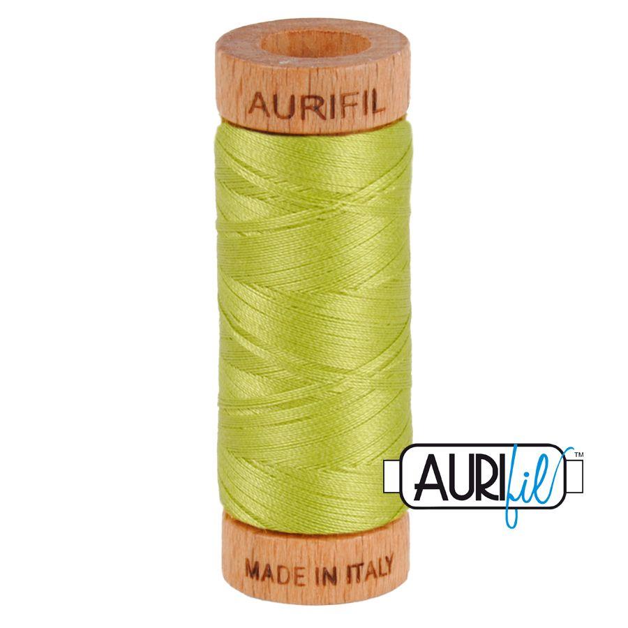 Aurifil Cotton 80wt, 1231 Spring Green