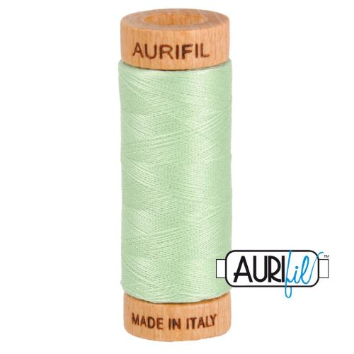 Aurifil Cotton 80wt, 2880 Pale Green