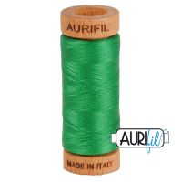 Aurifil Cotton 80wt, 2870 Green