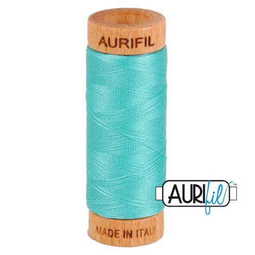 Aurifil Cotton 80wt, 1148 Light Jade