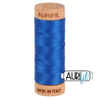 Aurifil Cotton 80wt, 2740 Dark Cobalt