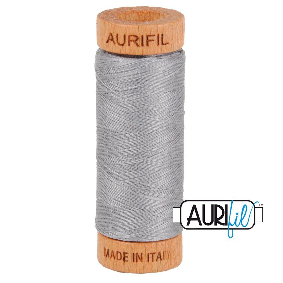 Aurifil Cotton 80wt, 2606 Mist