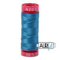 Aurifil Cotton 12wt, 2740 Dark Cobalt