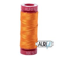 Aurifil Cotton 12wt, 1133 Bright Orange