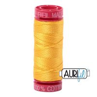 Aurifil Cotton 12wt, 2135 Yellow