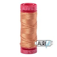 Aurifil Cotton 12wt, 2210 Caramel
