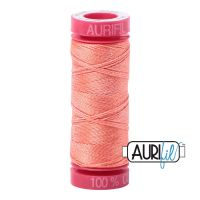 Aurifil Cotton 12wt, 2220 Light Salmon