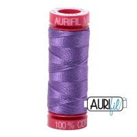 Aurifil Cotton 12wt, 1243 Dusty Lavender