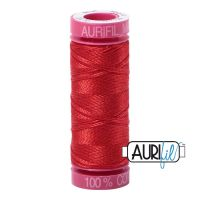 Aurifil Cotton 12wt, 2270 Paprika