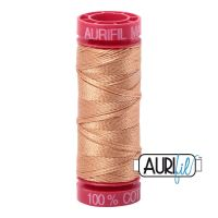 Aurifil Cotton 12wt, 2320 Light Toast