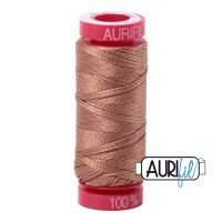 Aurifil Cotton 12wt, 2340 Cafe au Lait