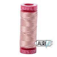 Aurifil Cotton 12wt, 2375 Antique Blush