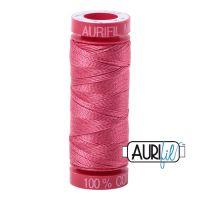 Aurifil Cotton 12wt, 2440 Peony