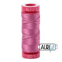 Aurifil Cotton 12wt, 2452 Dusty Rose