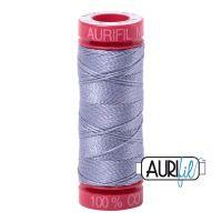 Aurifil Cotton 12wt, 2524 Grey Violet