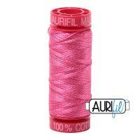 Aurifil Cotton 12wt, 2530 Blossom Pink