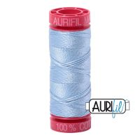 Aurifil Cotton 12wt, 2715 Robins Egg