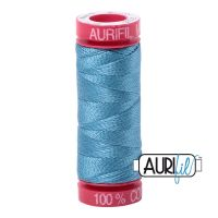 Aurifil Cotton 12wt, 2815 Teal