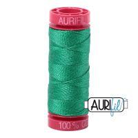 Aurifil Cotton 12wt, 2865 Emerald