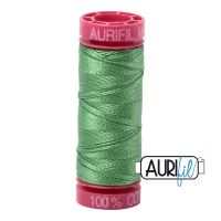 Aurifil Cotton 12wt, 2884 Green Yellow