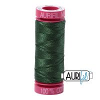 Aurifil Cotton 12wt, 2892 Pine
