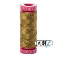 Aurifil Cotton 12wt, 2910 Medium Olive