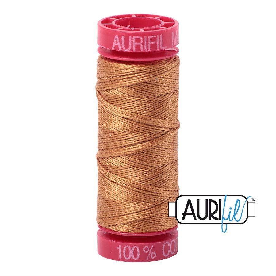 Aurifil Cotton 12wt, 2930 Golden Toast