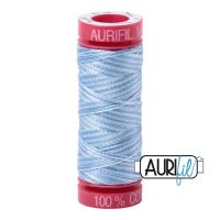 Aurifil Cotton 12wt, 3770 Stone Washed Denim