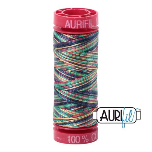 Aurifil Cotton 12wt, 3817 Marrakesh