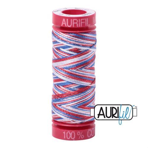 Aurifil Cotton 12wt, 3852 Liberty