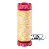 Aurifil Cotton 12wt, 3910 Lemon Ice