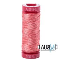 Aurifil Cotton 12wt, 4250 Flamingo