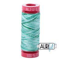 Aurifil Cotton 12wt, 4662 Creme de Menthe