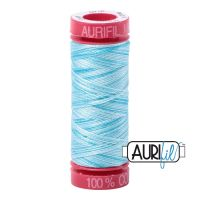 Aurifil Cotton 12wt, 4663 Baby Blue Eyes