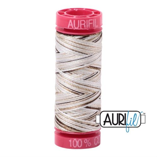 Aurifil Cotton 12wt, 4667 Nutty Nougat