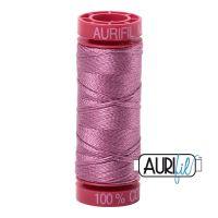 Aurifil Cotton 12wt, 5003 Wine