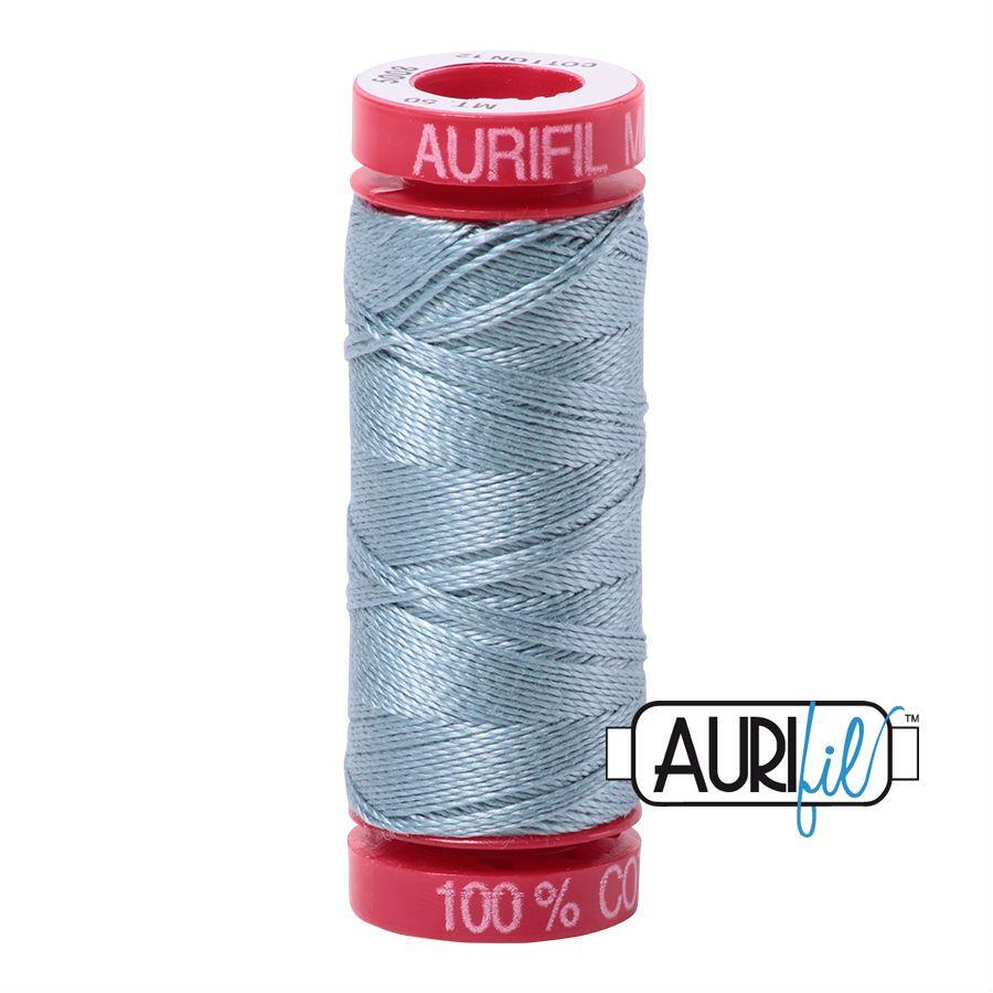 Aurifil Cotton 12wt, 5008 Sugar Paper