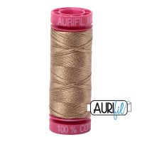 Aurifil Cotton 12wt, 6010 Toast