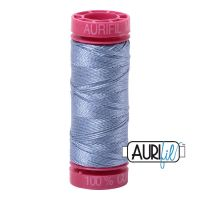 Aurifil Cotton 12wt, 6720 Slate
